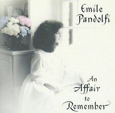 An Affair to Remember Emile Pandolfi Piano CD PERFECT Condition Free Shipping