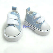 "Mimi Collection 12"" Neo Blythe Pullip Doll PU Leather MICRO Shoes Sneaker BLUE"
