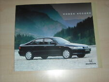 60641) Honda Accord Prospekt 05/1994