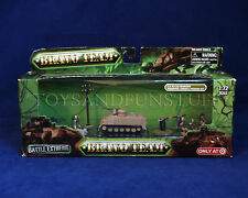 1:72 Bravo Team BATTLE EXTREME - U.S. M113A3 Armoured PERSONNEL CARRIER Soldiers