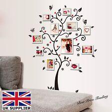 Foto de familia marco árbol Mural-Vinilo Pared Autoadhesiva De Decoración Del Hogar * Salón Hall