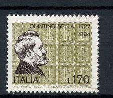 ITALIA 1977 SG # 1537 QUINTINO DI ROMA usati # 40420