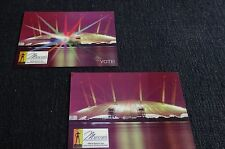 Millennium Dome 3D postcards from The Millennium Experience
