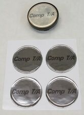 4 - 1995-1997 SLP Pontiac COMP T/A Logo Center Cap Inserts - NEW!