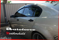 PREMIUM VF HOLDEN COMMODORE SEDAN WEATHER SHIELD WEATHERSHIELDS WINDOW VISOR