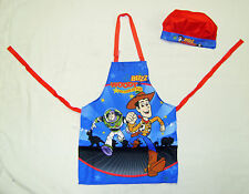 Toy Story Children's 2 Piece Fabric Chef Set - Chef Hat & Apron