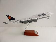 LUFTHANSA BOEING 747-400 1/200 Herpa 557429 747 D-ABVP BREMEN METALLMODELL!