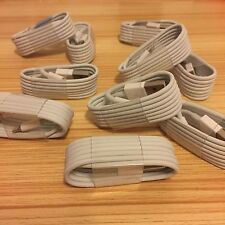 10pcs 8 Pin USB Charger Cord Cable for iPhone 6 5S 5 5C iPhone 6S Wholesale Lot