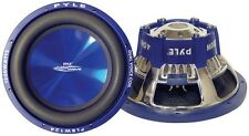 "Pyle PLBW84 Subwoofer 8"" Blue Wave 600 Watts; DVC; 60Oz Magnet"