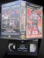 Ilsa la louve des SS de Don Edmonds(Dyanne Thorne),VHS,Horreur,RARE INEDIT DVD