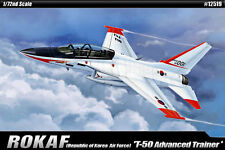 Model kit ACA12519-academy 1:72 - rokaf T-50 advanced trainer mcp