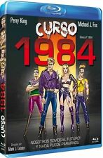 CLASS OF 1984 **Blu Ray B** Perry King Michael J. Fox