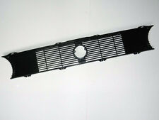 VW GOLF I MK1 CADDY JETTA 1974 - 1983 BLACK FRONT GRILLE GRILL OE: 171-853-653F