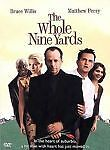 THE WHOLE NINE YARDS Bruce Wills Matthew Perry DVD NO COVER ART / INSERTS