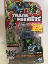 TRANSFORMERS FOC ONSLAUGHT BUILD BRUTICUS GIANT ROBOT