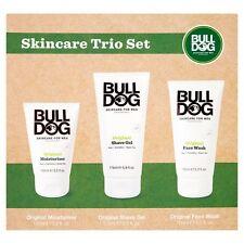 Bulldog Original Skincare Trio Gift Kit Set for Men