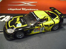 SCX DIGITAL SYSTEM Corvette C6R 2007  New 1/32 Scalextric Tecnitoys