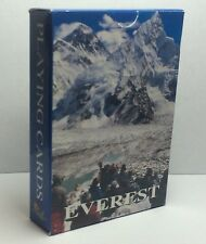 NEW Deck of  Playing Cards From Nepal With Beautiful Mountain pictures