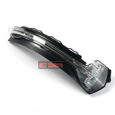 Right Rearview Wing Mirror LED Turn Signal Light Indicator For Audi A3 S3 15-17