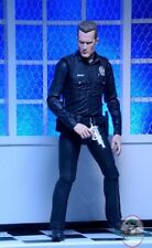 Terminator Ultimate T-1000 7 inch Figure by Neca Jc Used