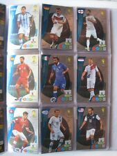 9 Expert Complete card set  PANINI Adrenalyn Card FIFA World Cup Brazil 2014