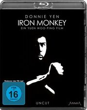 DONNIE YEN/JEAN WANG/WILSON TONG/LEUNG KAR YAN/+ - IRON MONKEY  BLU-RAY  NEW