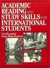 Academic Reading and Study Skills for International Students