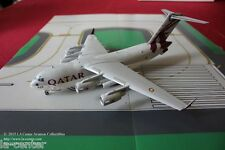 Gemini Jets Royal Qatar Air Force Boeing C-17 Cargo Diecast Model 1:200