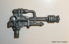 Jayce and the Wheeled Warriors Saw Boss Silver Gun Weapon Accessory Part Mattel