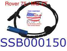 New Front ABS Wheel Speed Sensor For 1999 and Up ROVER 75 MG ZT Vorne