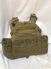 Eagle Industries MMAC Plate Carrier Coyote Large FSBE USMC DEVGRU