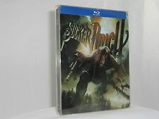 10 Steelbook Protective Sleeves / Slipcover box protectors plastic case / cover