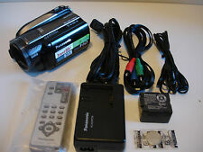 Panasonic HDC-HS250 120GB High Definition Camcorder Remote Component Charger