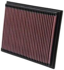 K&N Air Filter Element 33-2767 (Performance Replacement Panel Air Filter)