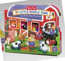 Fisher Price My Little People Farm (Lift the Flap Playbooks)-ExLibrary