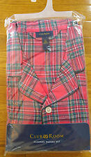 Mens Club Room Flannel Pajama Set CHOOSE SIZE AND COLOR