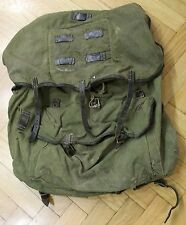 ORIGINAL WW2 GERMAN WH MOUNTAIN TROOPER'S M31 COMBAT RUCKSACK Gebirgsjäger