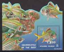 PITCAIRN ISLANDS - 2003 - Miniature Sheet: Squirrel Fish of the Reef. Mint NH