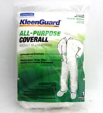 "2 PACKS OF KLEENGUARD ALL-PURPOSE COVERALL X-LARGE 5'11"" TO 6'2"" 180-230 LBS"