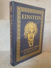 Easton Press EINSTEIN: A HUNDRED YEARS OF RELATIVITY Brand New & Sealed
