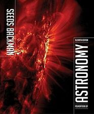 Foundations of Astronomy by Michael A. Seeds and Dana Backman 2010 Hardcover New