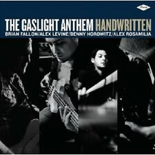 THE GASLIGHT ANTHEM - HANDWRITTEN  CD++++11 TRACKS+++++++++++++ NEU
