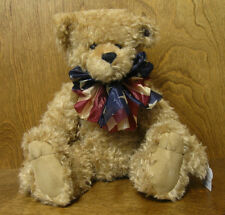 """Annette Funicello Bear #035 SAM 18"""" Jointed Mohair Growler NEW From Retail Shop"""