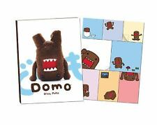 -STICKY NOTE BOOK: DOMO (STAN)  ACC NEW