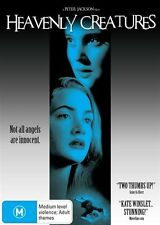 Heavenly Creatures DVD FREE LOCAL POST NEW SEALED REGION 4 Kate Winslet
