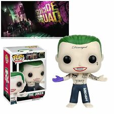 Funko Pop Heroes Suicide Squad: The Joker Shirtless Vinyl Figure Toy UK