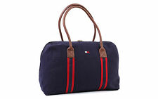 Tommy Hilfiger  Damen Tasche Shopper Handtasche Zip Tote Bag navy new