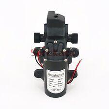 """1/2"""" BSP DC 12V 60W Diaphragm Pump Self-priming Booster Pump Automatic Switch"""