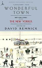 WONDERFUL TOWN - SUSAN CHOI DAVID REMNICK (PAPERBACK)