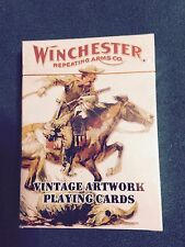Winchester Vintage Artwork Playing Cards